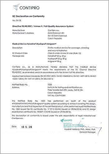 Hyiodine-EC-Declaration-on-Conformity